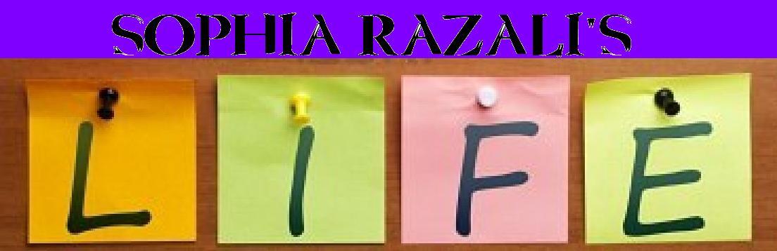 Sophia Razali's Life