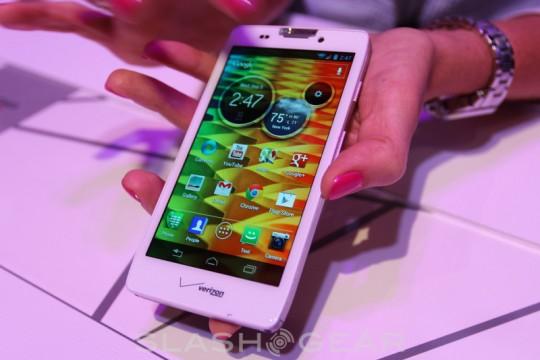 Motorola DROID RAZR HD dan MAXX HD
