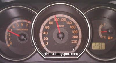 Nissan grand livina tahun 2007 pada RPM