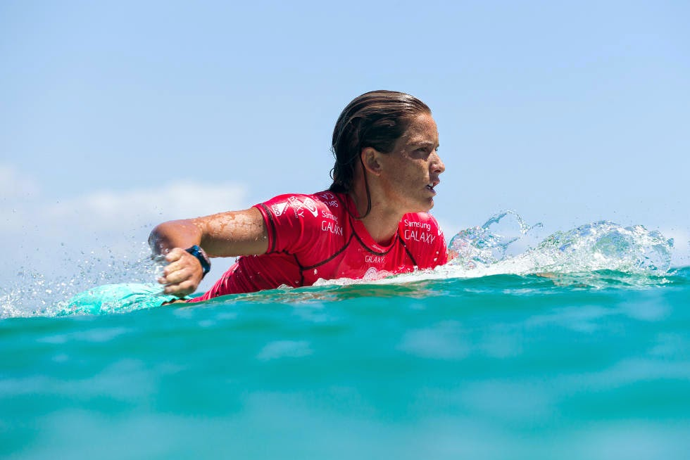 27 Roxy Pro Gold Coast 2015 Courtney Conlogue Foto WSL Kelly Cestari