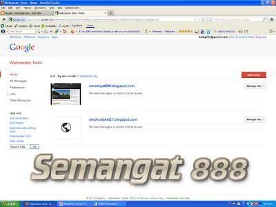 Semangat 888