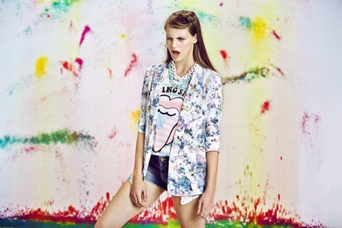 בלוג אופנה Vered'Style - קולקציית קיץ 2014 של ברשקה