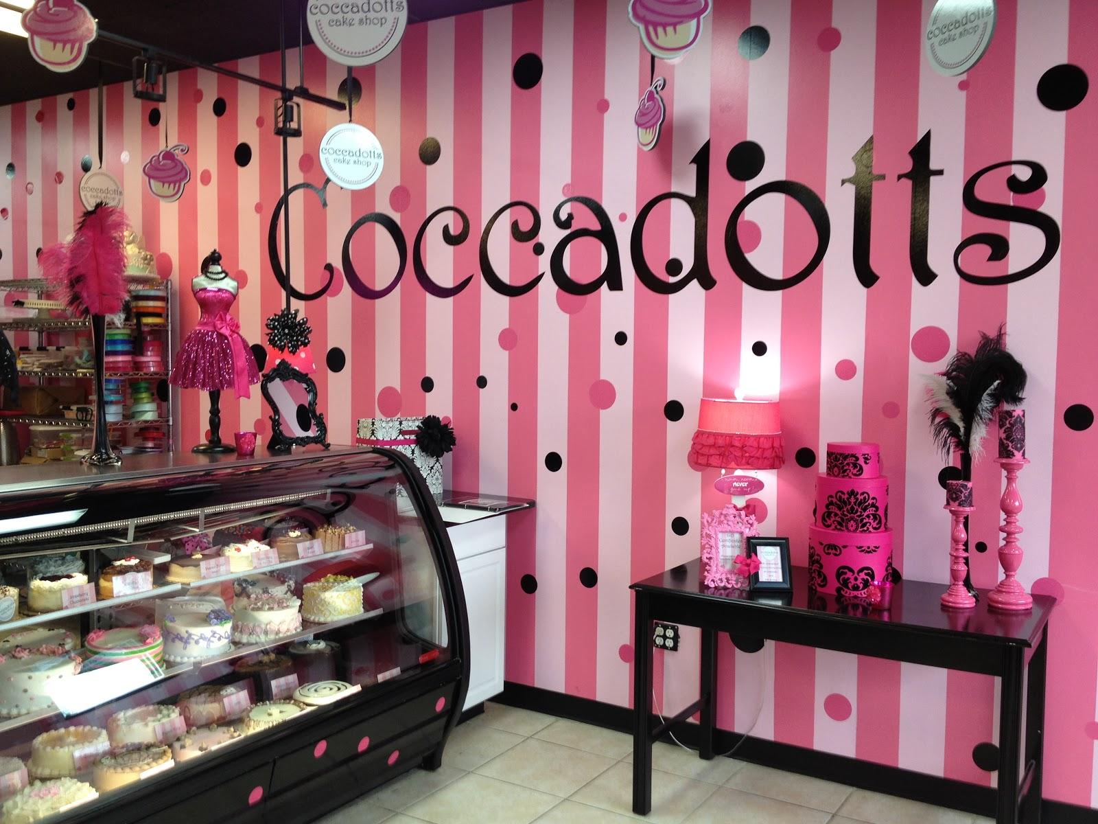 Coccadotts Cake Shop Cupcake Wars