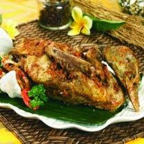 Resep Masakan Bebek Betutu asal bali yang lezat