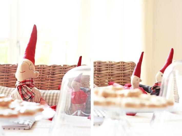 Amalie loves Denmark Zimsterne und Maileg Weihnachtswichtel