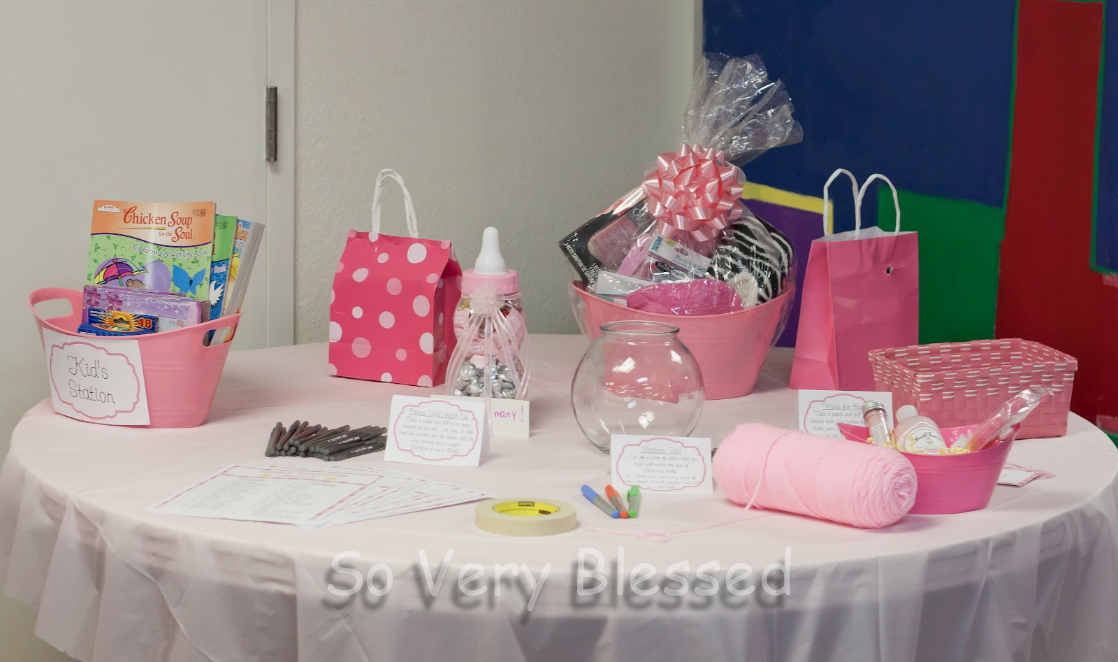 baby shower food table set up images pictures becuo