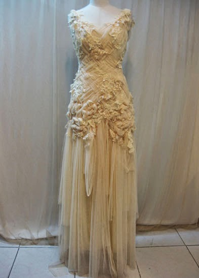 Criss-Cross Wedding Dress - Affordable Wedding Dresses: Ethereal