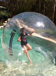 Water Zorb balls