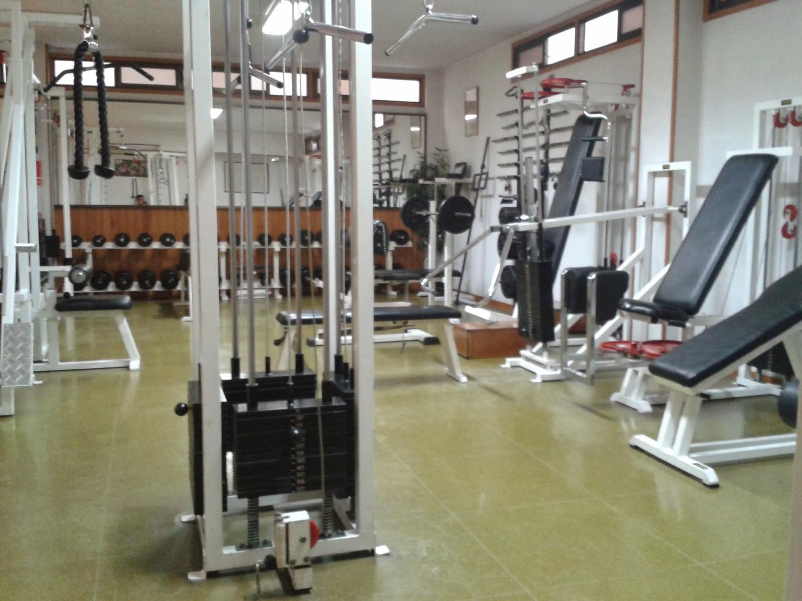 Lex le n perpi an el gimnasio for Ver gimnasio
