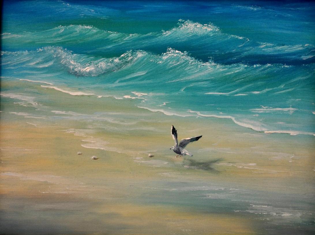 Bob Ross Ocean Paintings bob ross ocean paintings - imgmob