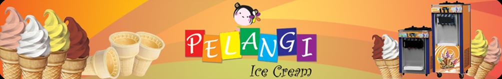Pelangi Ice Cream