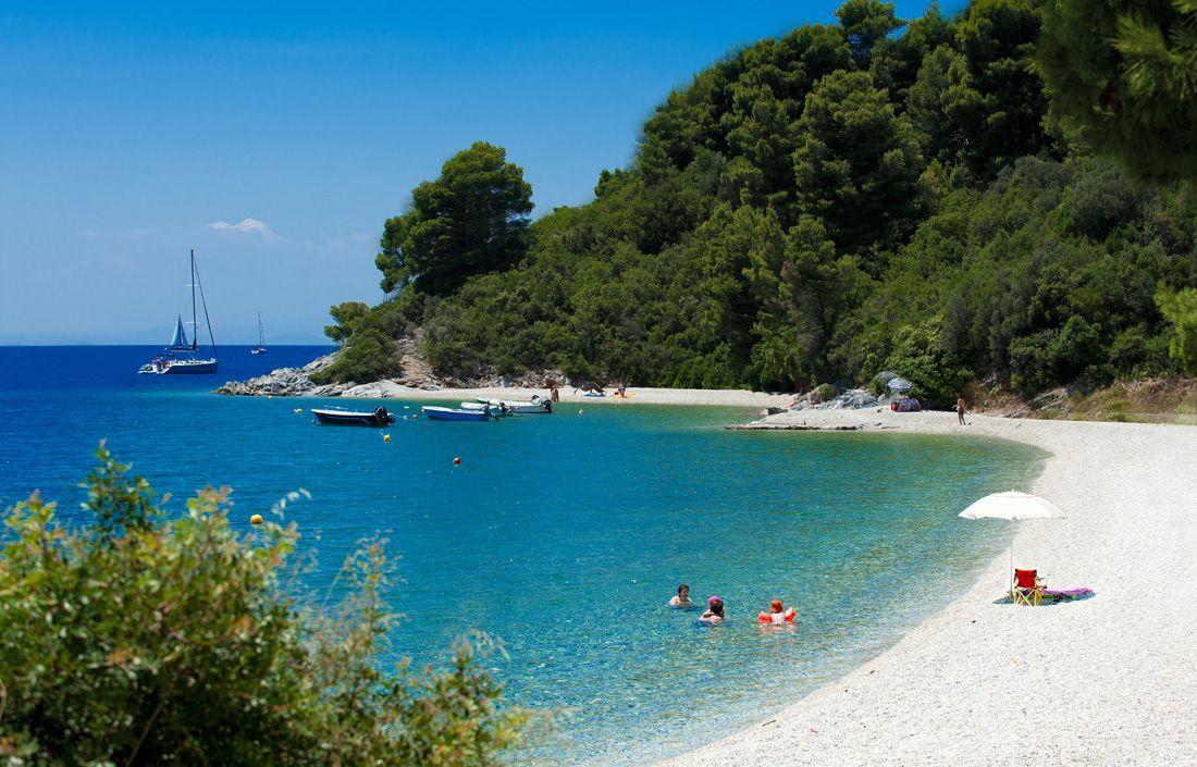 Holidays in Skopelos 2017