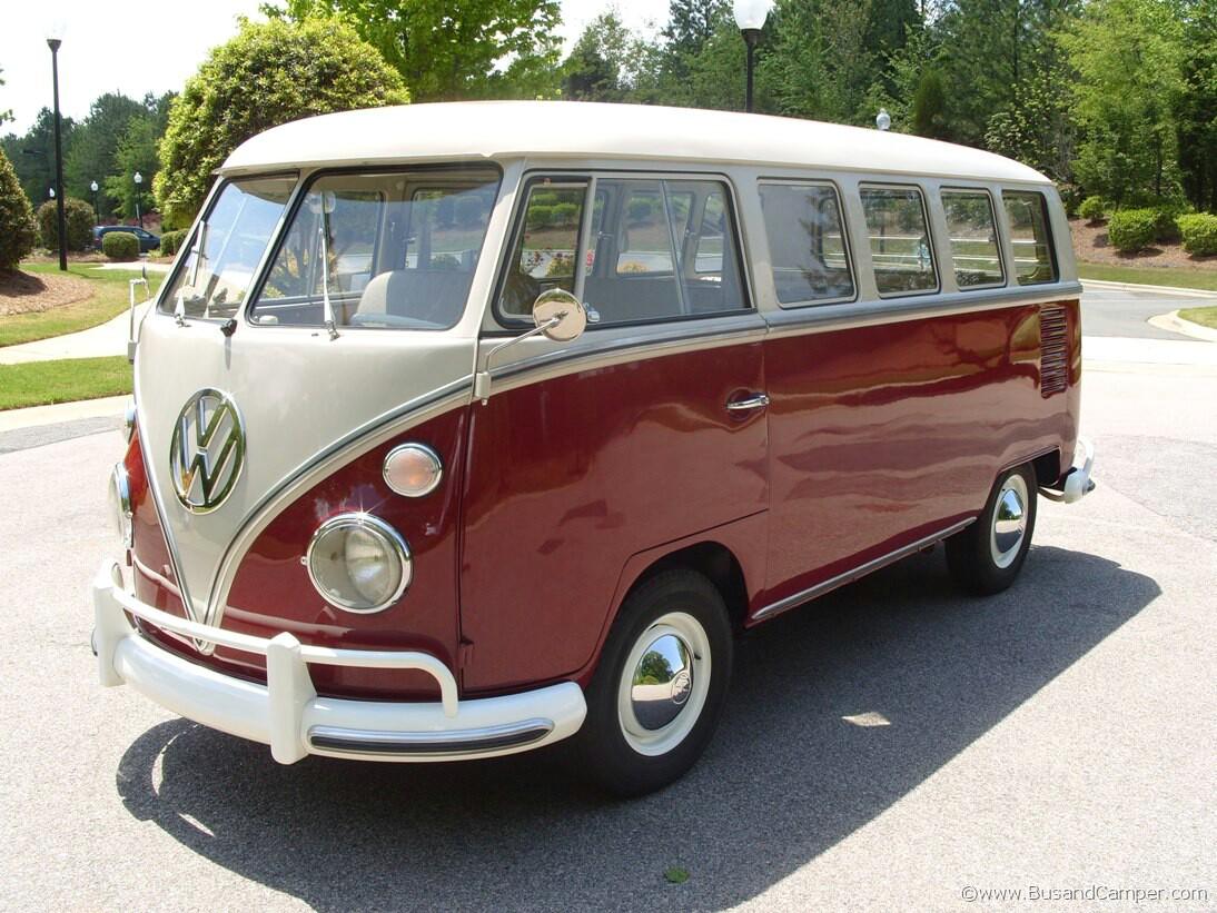 vw bus 13 window vw bus