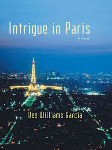 Vee Williams Garcia's novel intrigue in Paris