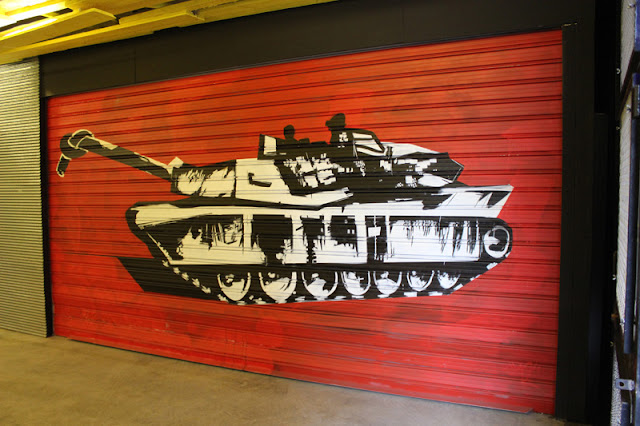 mixer art galley istanbul Tank