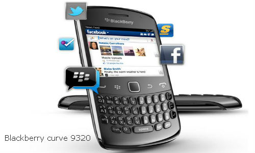 Blackberry curve 9320 Amstrong, bb curve 9320