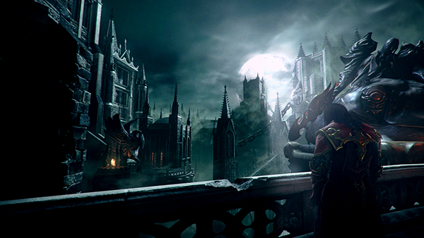 Castlevania Lords Of Shadow 2 - Screenshot 1