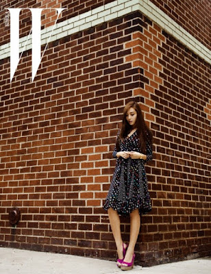 Jessica Jung W Magazine November 2015