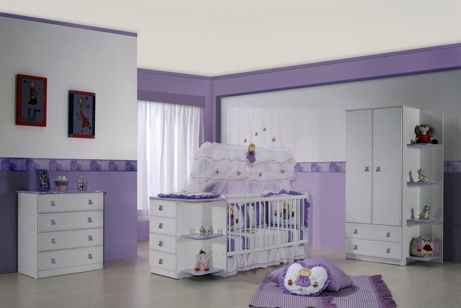 Copiando e Decorando.: Quarto de bebê MENINA #494063 1600 1070
