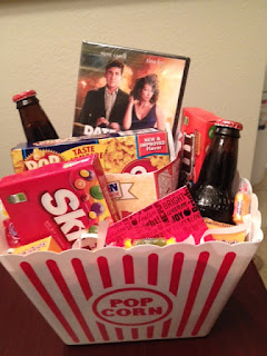 5 Unique Gifts movie gift basket