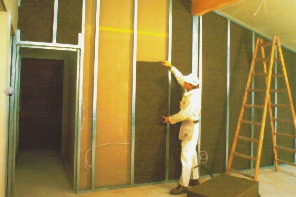 Adaptando la edificaci n a los nuevos tiempos los - Aislamiento acustico paredes interiores ...