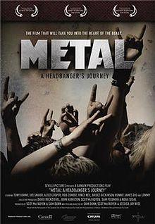 ντοκιμαντέρ για Heavy Metal