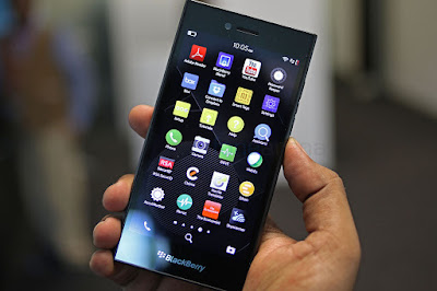 Blackberry New OS 10 Kembali Mendarat di Tanah Air