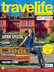 TRAVELIFE VOL. 8, 2015-2016