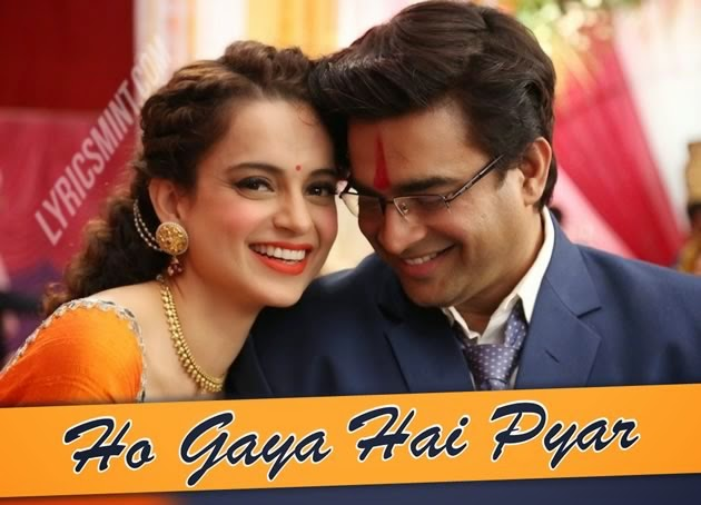 Ho Gaya Hai Pyar from Tanu Weds Manu Returns