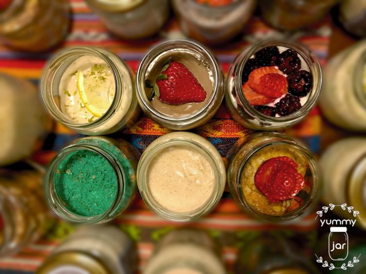 Yummy Jars