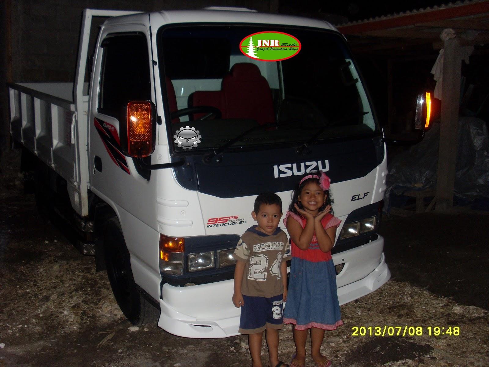 Rental Truck Di Bali