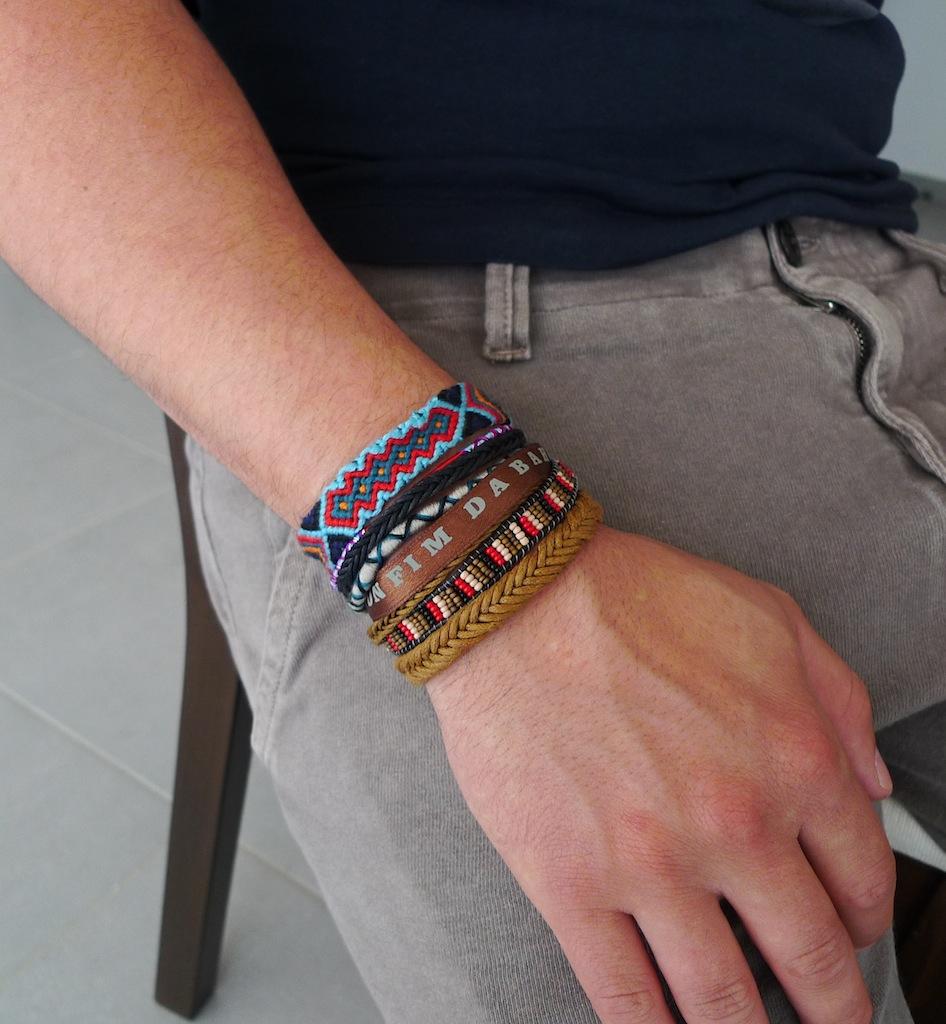 bracelet hipanema pour mon hommebeaute vanite. Black Bedroom Furniture Sets. Home Design Ideas
