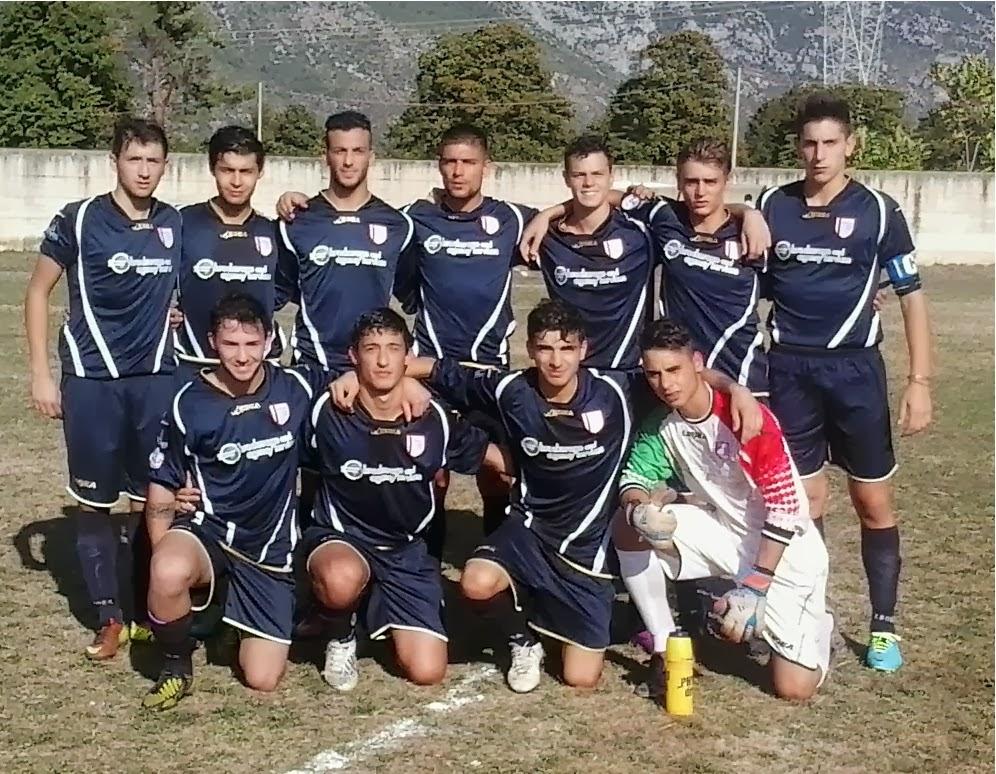 Sulmona Juniores 2013/14