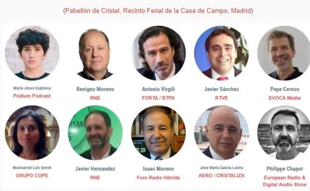 """""""EL FUTURO DE LA RADIO"""" EN BITAM-MADRID'18"""