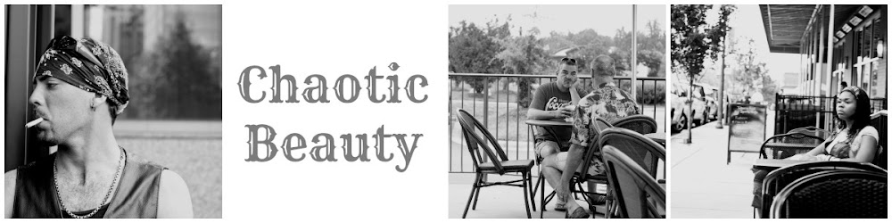 Chaotic Beauty Photography