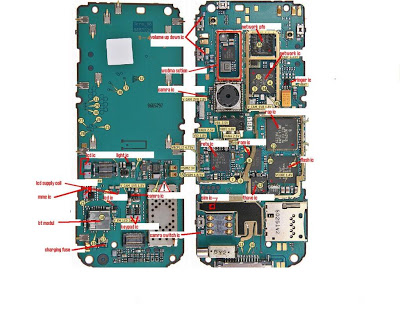 samsung galaxy star s5282 schematic diagram full | gsmfixer, Wiring schematic