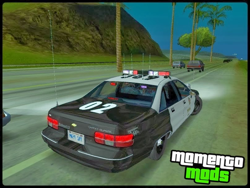 GTA SA - New LAPD Caprice