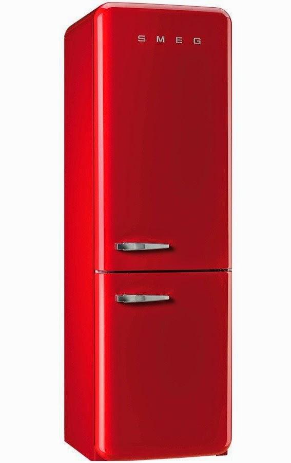 IDEE REGALO...VEDERLI E\' VOLERLI: Il frigorifero stile anni 50 della ...