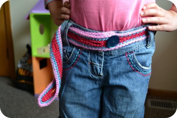 Free Belt Crochet Patterns
