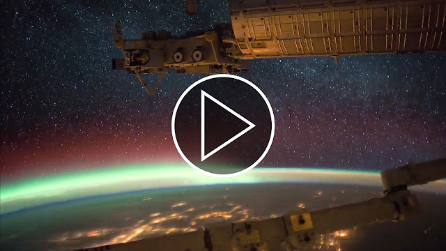 Timelapse 4K tuyệt đẹp được tạo từ 109 GB hình ảnh không gian bởi NASA.