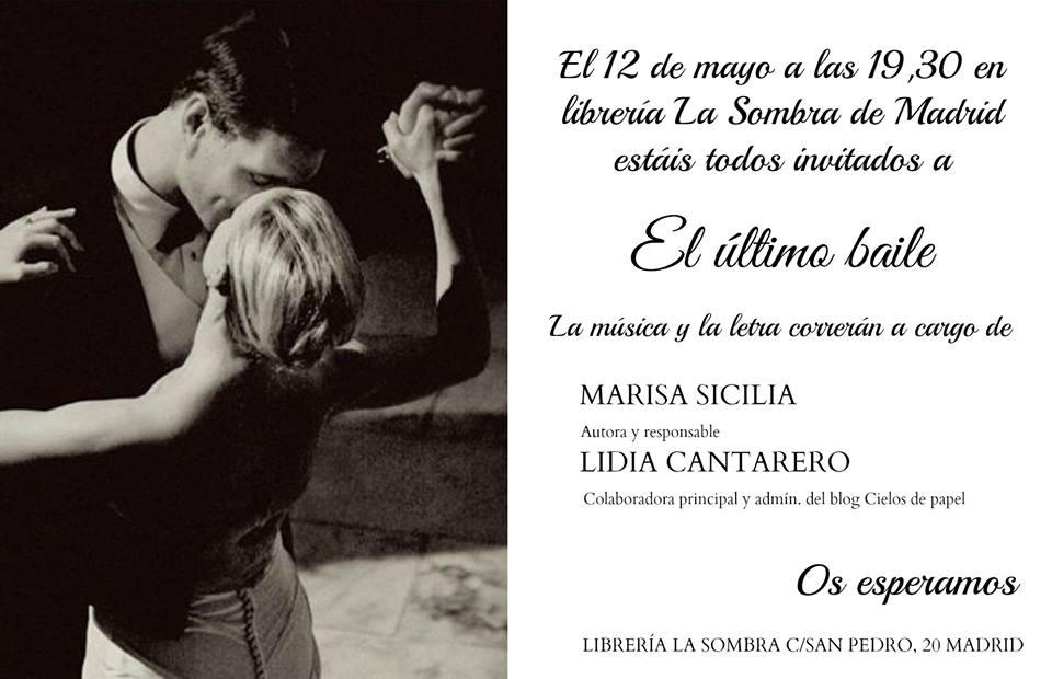 Presentación El último baile