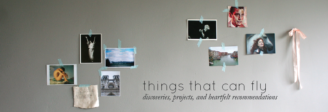 Things That Can Fly