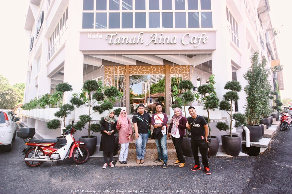 Tanah Aina Cafe Cafe and Fitness Centre at Shah Alam