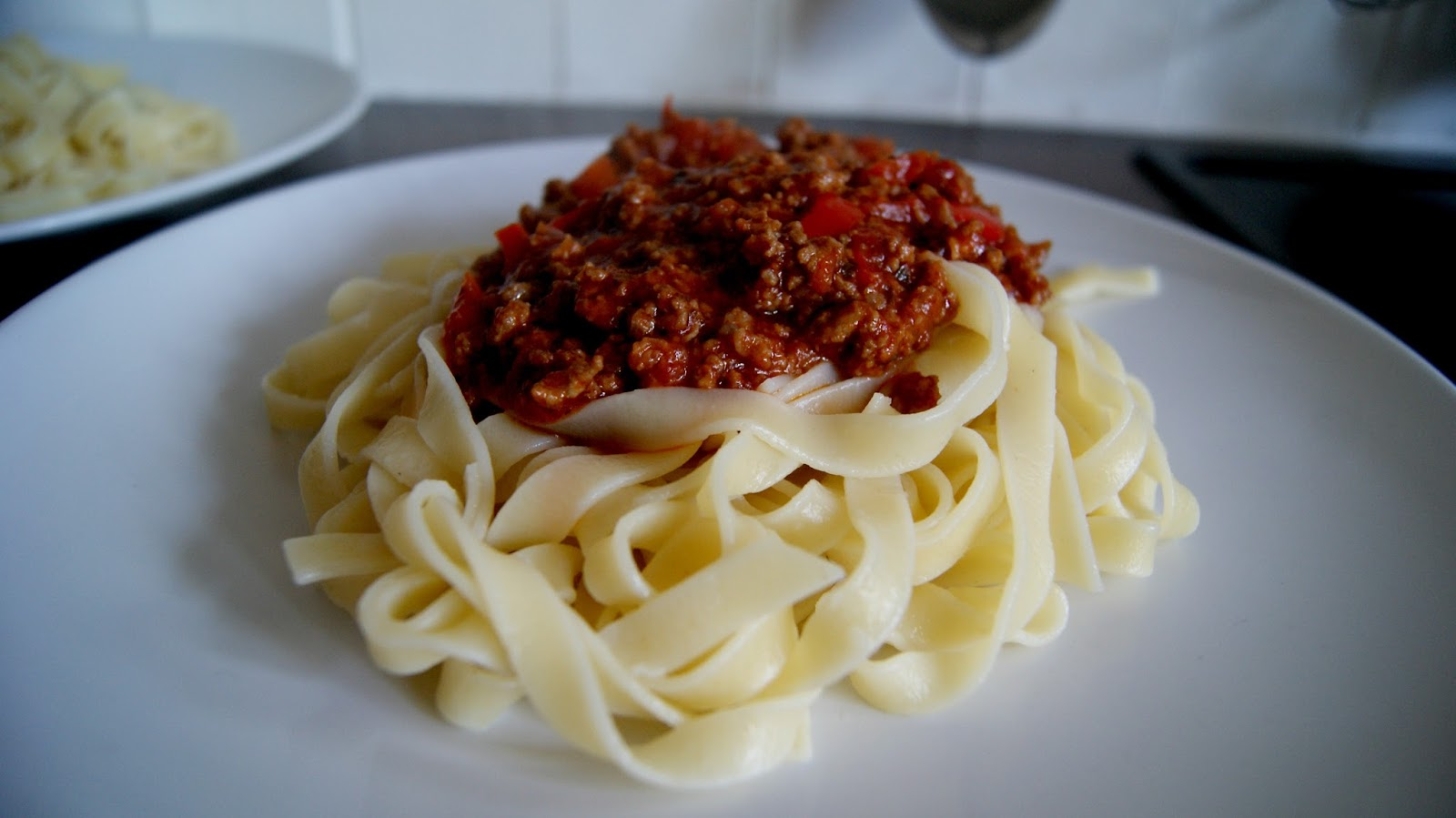 The Syders: Fettuccine Bolognese Recipe #Respectthepasta