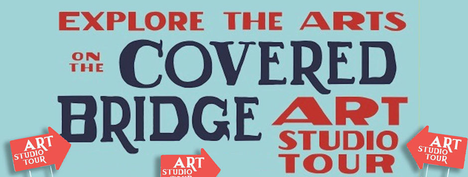 Covered Bridge Art Studio Tour