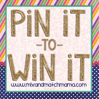 Pin It To Win It $500 Visa Gift Card Giveaway!