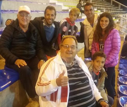 Apertura celebro el triunfo Pincha y La Copa
