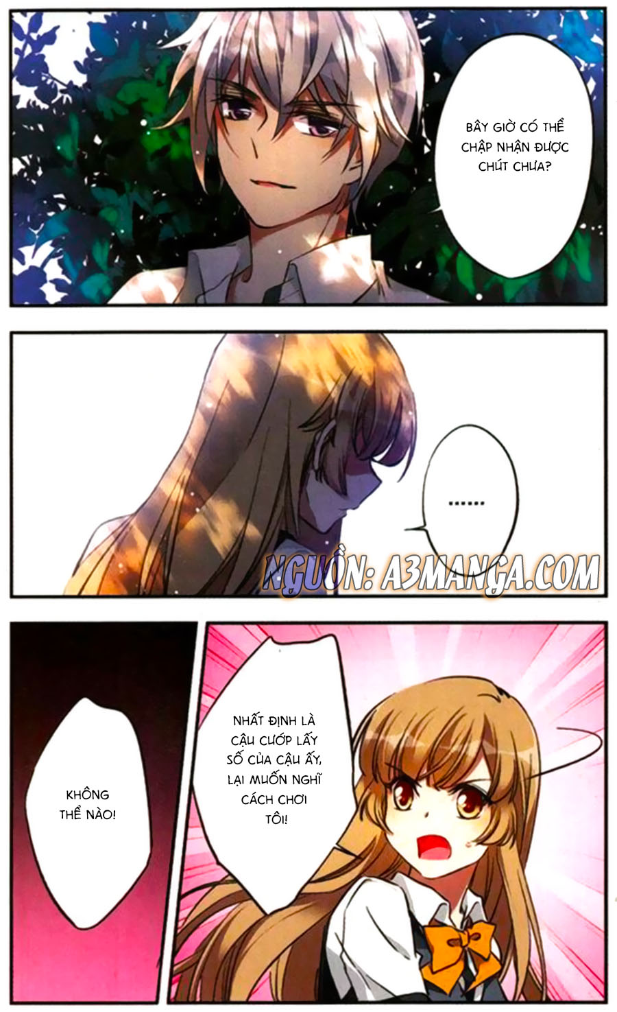 Fight For Myself Chap 23