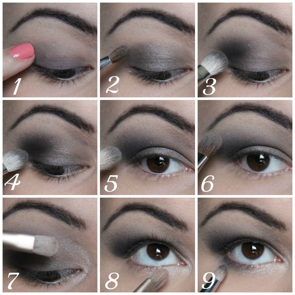 Guest Post  Silver Smokey Eye Tutorial