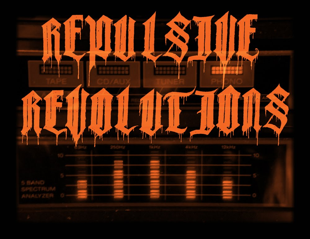 Repulsive Revolutions